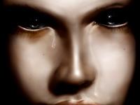 Tears of shadow
